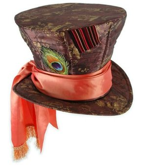 Alice in Wonderland Movie - Mad Hatter Hat Child Costume Accessory