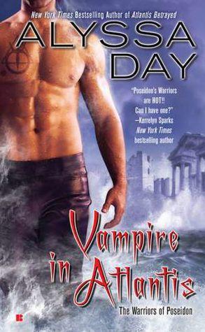 Vampire in Atlantis (Warriors of Poseidon Series #7)