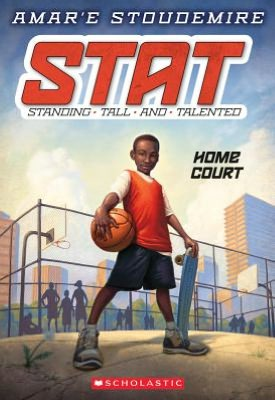 Home Court (STAT: Standing Tall and Talented Series #1)