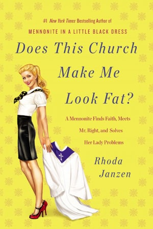 Does This Church Make Me Look Fat?