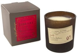 HOME & GIFT | Charles Dickens 6.5 oz glass Candle