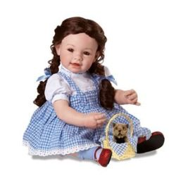 Wizard Of Oz Dorothy Adora Play 20 inch Doll