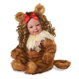 Wizard Of Oz Cowardly Lion Adora 20 inch Play Doll