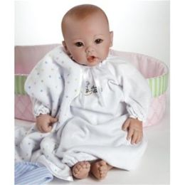 Nursery Time - Light Skintone & Brown Eyes 16 inch Baby Doll