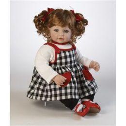 Adora Check Mate 20 inch Baby Doll