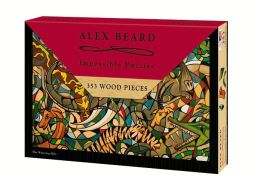Alex Beard The Watering Hole Wood Puzzle