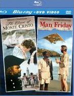 Count of Monte Cristo/Man Friday Double Feature