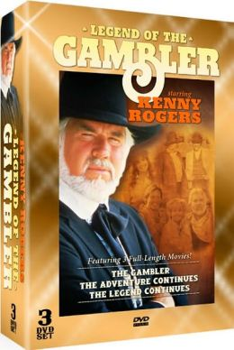 Legend of the Gambler (3pc)