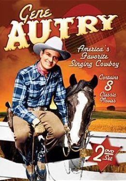 Gene Autry: America's Favorite Singing Cowboy