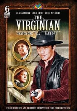 Virginian: Season One Pt 1