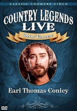 Earl Thomas Conley: Country Legends Live Mini Concert