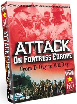 Attack On Fortress Europe