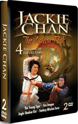 Jackie Chan (2pc) / (Spkg)