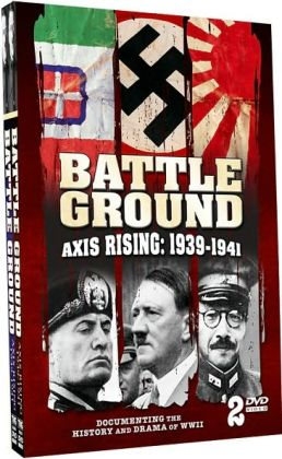 Battle Ground:axis Rising 1939-1941