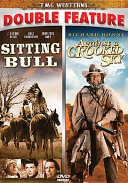Siting Bull/against a Crooked Sky