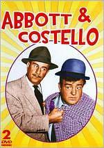 Abbott & Costello (2pc) / (B&W)