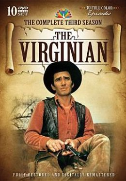 Virginian: the Complete Third Season