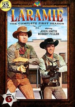 Laramie: the Complete First Season