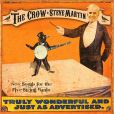 CD Cover Image. Title: The Crow: New Songs for the Five-String Banjo, Artist: Steve Martin