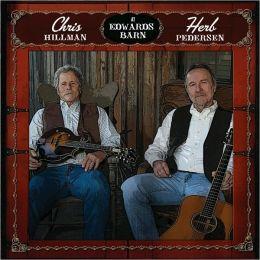 Chris Hillman and Herb Pedersen at Edwards Barn