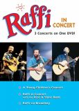 Video/DVD. Title: Raffi in Concert