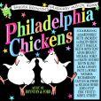 CD Cover Image. Title: Philadelphia Chickens (Sandra Boynton's Imaginary Musical Revue), Artist: Sandra Boynton