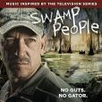 CD Cover Image. Title: Swamp People