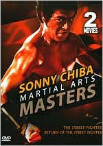 Martial Arts Masters: the Street Fighter/the Return of the Street Fighter