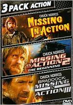 Missing in Action/Missing in Action 2/Missing in Action 3