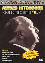 Alfred Hitchcock Collector's Edition, Vol. 2
