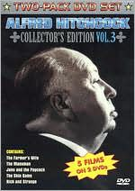 Alfred Hitchcock Collector's Edition 3
