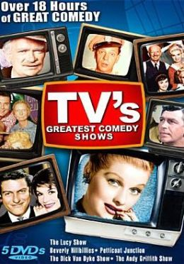 Tv's Greatest Comedy Shows Collection