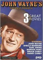John Wayne: Greatest Movies, Vol. 2