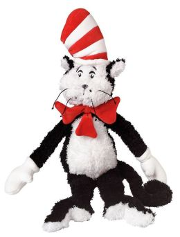 Dr. Seuss Medium Cat in Hat Plush