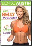 Video/DVD. Title: Denise Austin: Best Belly Fat-Blasters