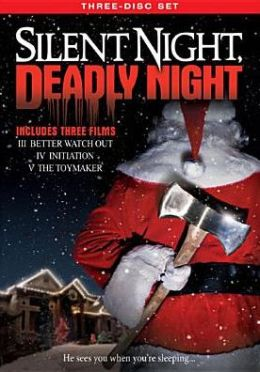 Silent Night, Deadly Night: Better Watch Out/Initiation/the Toymaker