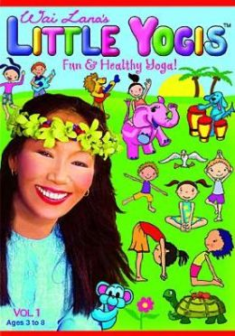 Wai Lana Yoga: Little Yogis, Vol. 1