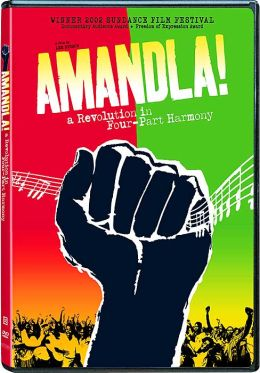 Amandla: Revolution In Four Part Harmony
