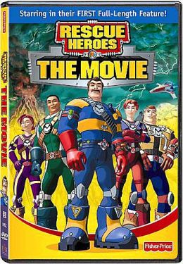 rescue heroes the movie by lions gate 12236146728 dvd