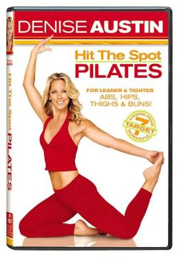Denise Austin - Hit the Spot Pilates