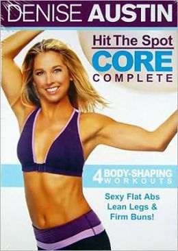 Denise Austin - Hit the Spot - Core Complete