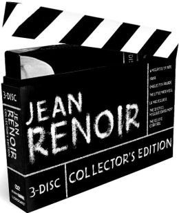 Jean Renoir 3-Disc Collector's Edition
