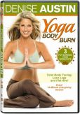 Video/DVD. Title: Denise Austin: Yoga Body Burn