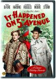 Video/DVD. Title: It Happened on Fifth Avenue