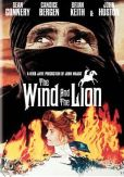 Video/DVD. Title: The Wind and the Lion