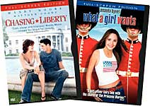 Chasing Liberty/What a Girl Wants