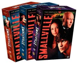 Smallville: the Complete Seasons 1, 2 and 3