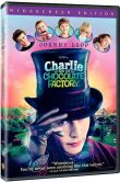 Video/DVD. Title: Charlie and the Chocolate Factory