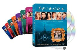 Friends: the Complete Seasons 1-8