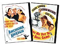 Anchors Aweigh/Take Me Out to the Ball Game
